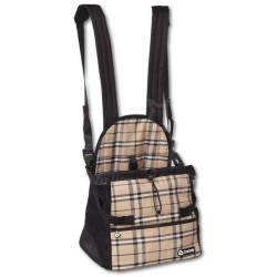 "Sac de Transport Ventral ""Scottish"" Beige"