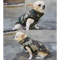 """Doudoune """"Military S à M"""""""