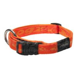 "Collier ""Alpinist"" S à XXL Orange"