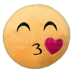 "Peluche ""Smiley Bisous Grand"""