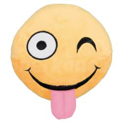 "Peluche ""Smiley Clin d'oeil Grand"""