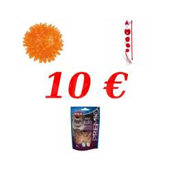 First Pack Smal Dog 10 €