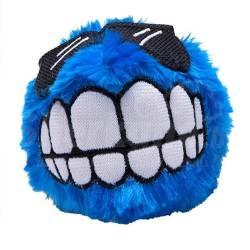 Peluche Fluffy Grinz Bleu