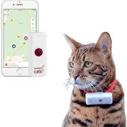 Balise GPS pour Chat