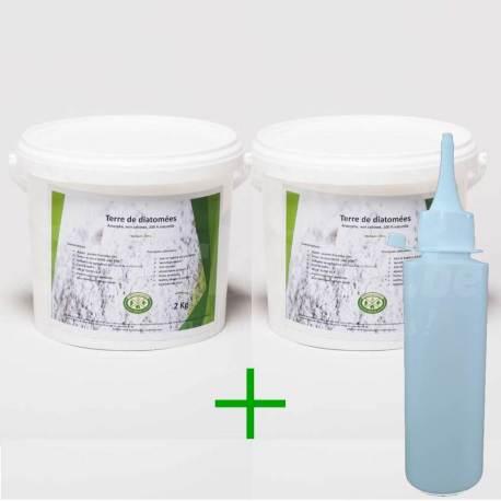 Pack diatomée + applicateur