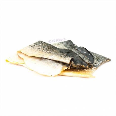 Peau de Saumon Séchée