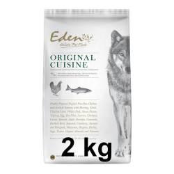 Original Cuisine 2kg tout âge (croquettes minis) - DOG