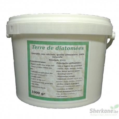 Terre de Diatomées 1 kg