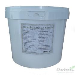 Bicarbonate de Soude Alimentaire - 5Kg