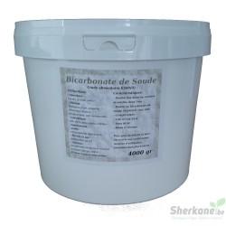 Bicarbonate de Soude Alimentaire - 4Kg