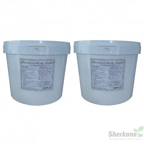 Bicarbonate de Soude Alimentaire - 10Kg