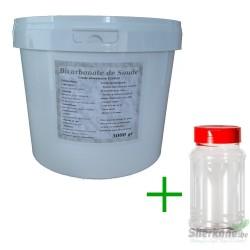 Pack Bicarbonate 5Kg + Saupoudreur 330