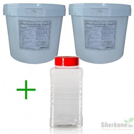 Bicarbonate de Soude Alimentaire
