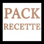 Pack recette
